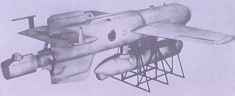 Управляемые супербомбы люфтваффе. Высокоточное оружие.